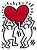 Cuore - Keith Haring