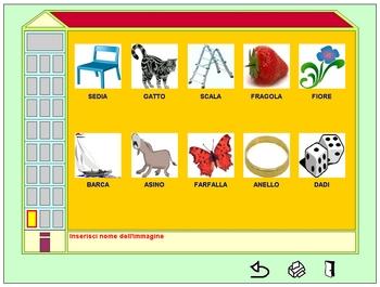 La casa delle parole for Software gratuito per la casa