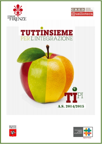 Cover Tuttinsieme 2013-2014
